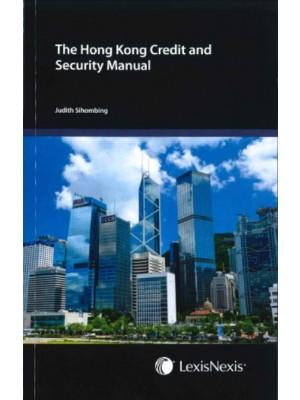 Hong Kong Credit and Security Manual