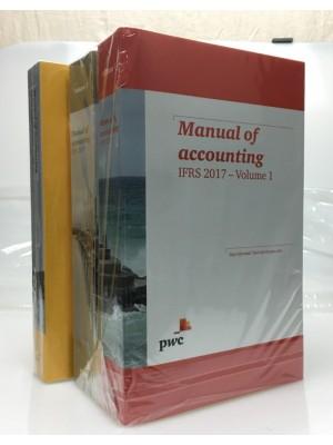 PwC Manual of Accounting IFRS 2018 Set