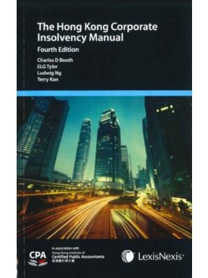 Hong Kong Corporate Insolvency Manual, 4th Edition