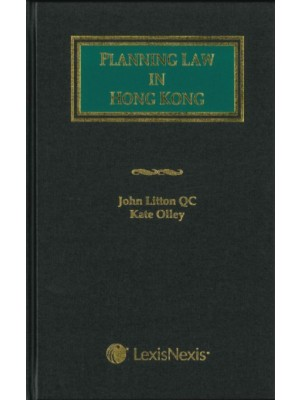 Planning Law in Hong Kong