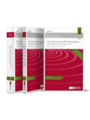 The Annotated Issued IFRS® Standards—Standards issued at 1 January 2018 (The Annotated Red Book)