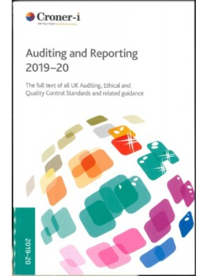 Auditing and Reporting 2019-20