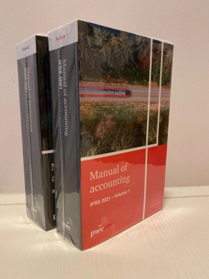 PwC Manual of Accounting IFRS 2021 Set