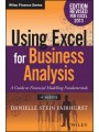 Using Excel for Business Analysis